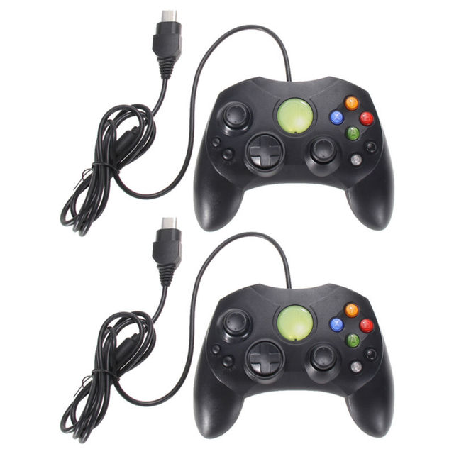 Wired Game Controller Professional Gamepad Joystick Game Handle Joypad Game Control for Microsoft XBOX System