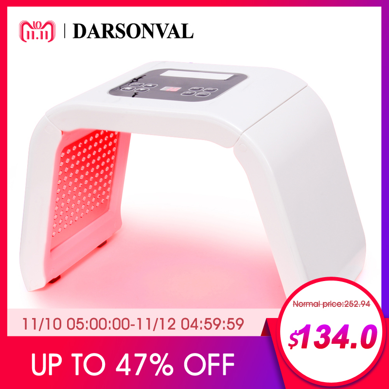 7 Color LED Mask Beauty Electric Face Mask Photon Anti Aging Machine PDT Therapy Skin Rejuvenation Acne Remover Anti Wrinkle SPA все цены
