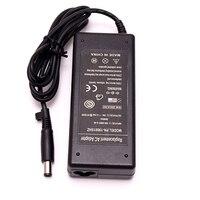 Тетрадь 19 V 4.74A 7,4*5,0 мм ноутбук с адаптером переменного тока Зарядное устройство Питание для hp Pavilion DV3 DV4 DV5 DV6 зарядное устройство с адаптером