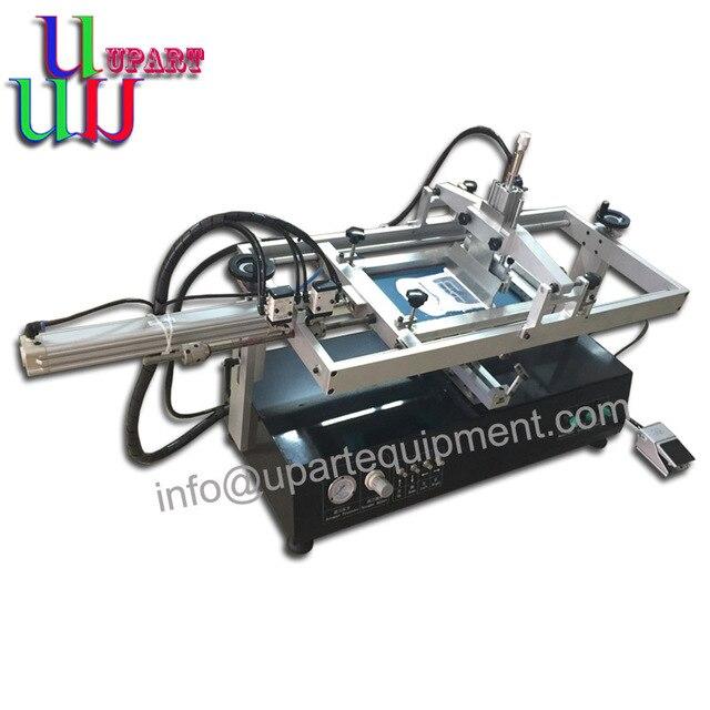 Сохранить электрический автоматический цилиндр трафаретная печатная машина для ручек/чашки, сок бутылки печатная машина