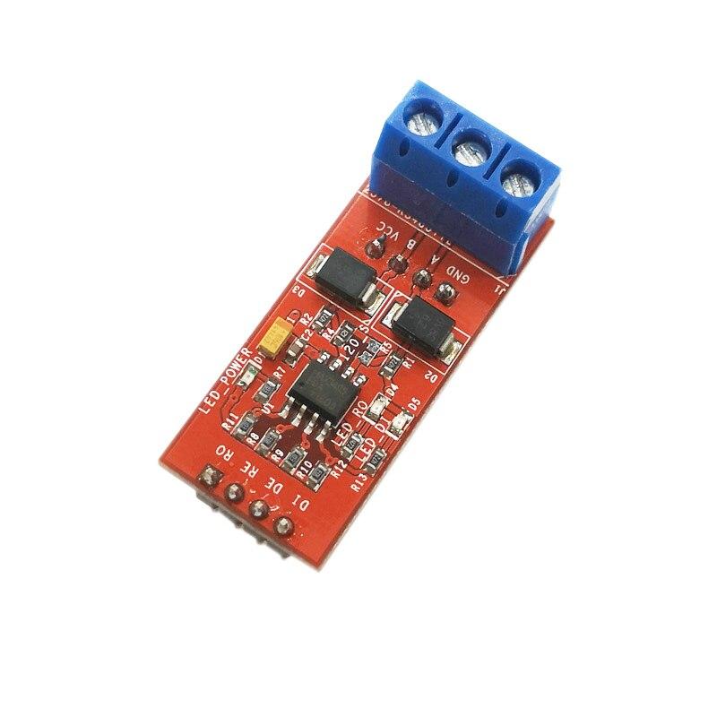 MAX3485 Modul für Arduino TTL zu RS485 Signal Modul Mikrocontroller Entwicklung Überspannung Schutz 3,3 v