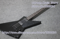 New Arrival Glossy Black Finish Suneye Explore Electric Bass Guitar China OEM 4 Strings Bass Guitar For Sale