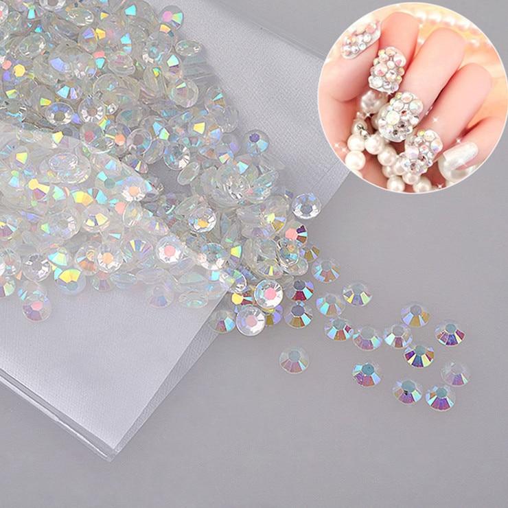 """Design Lady Bib Statement Clear Crystal Long Clous D/'Oreilles Boucles d/'oreilles Hot 3 1//8/"""" e303"""