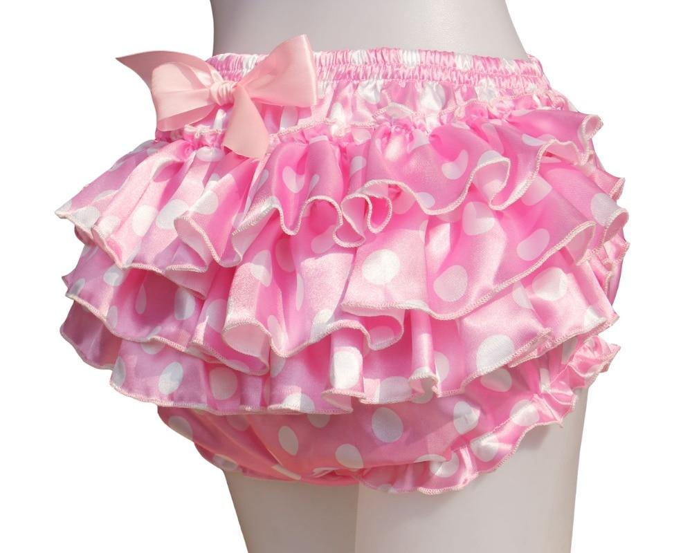 Aliexpress.com : Buy Adult Baby Ruffle Panties Bloomers ...