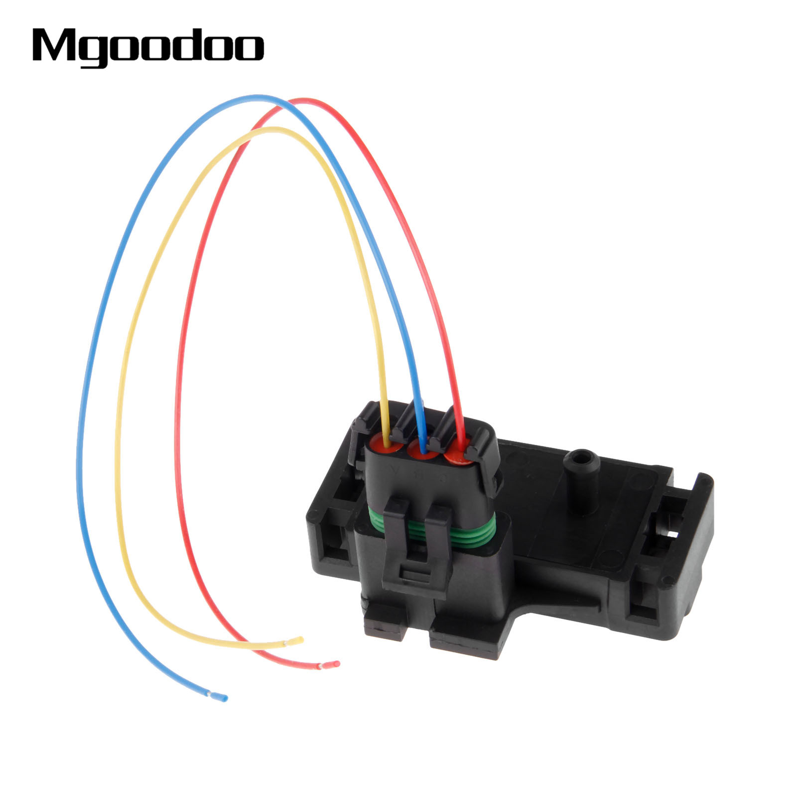 10Pcs Manifold Absolute Pressure Sensor Connector For Buick Century Chevrolet