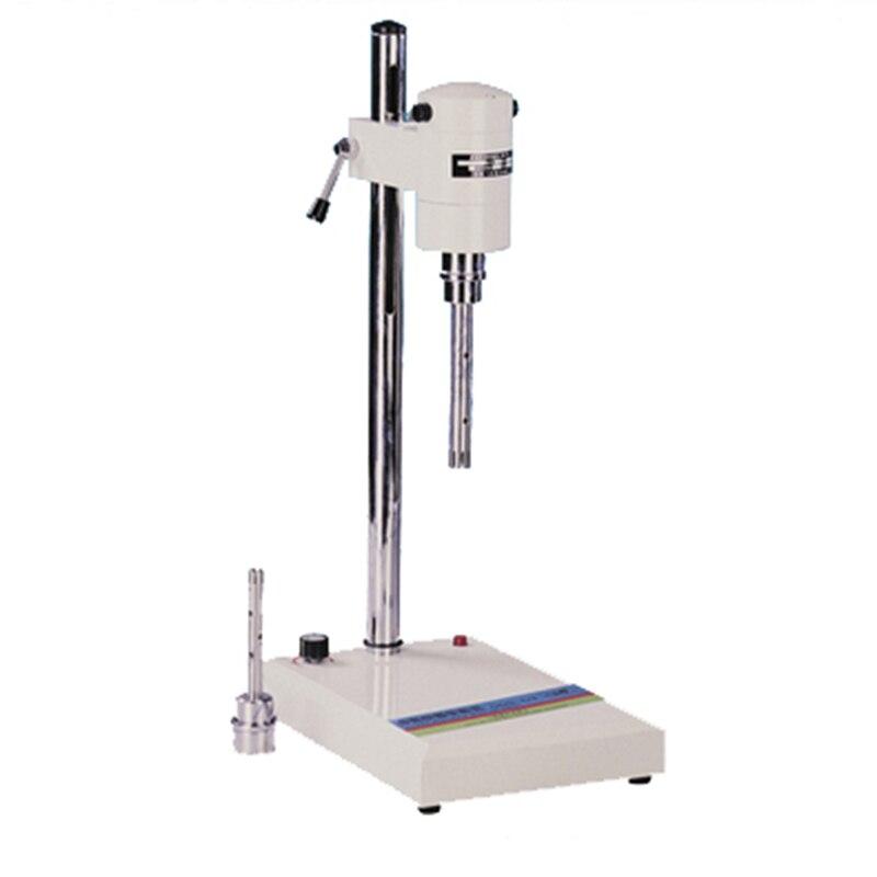 1 pc FJ-200 mélangeur de laboratoire homogénéisateur laboratoire mélangeur équipement différentes têtes haute vitesse 300 ~ 23000 r/min 220 V tension