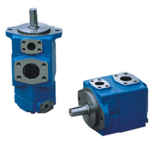 Brand hydraulic oil vane pump YB-E100/63  high pressure double pump  цены