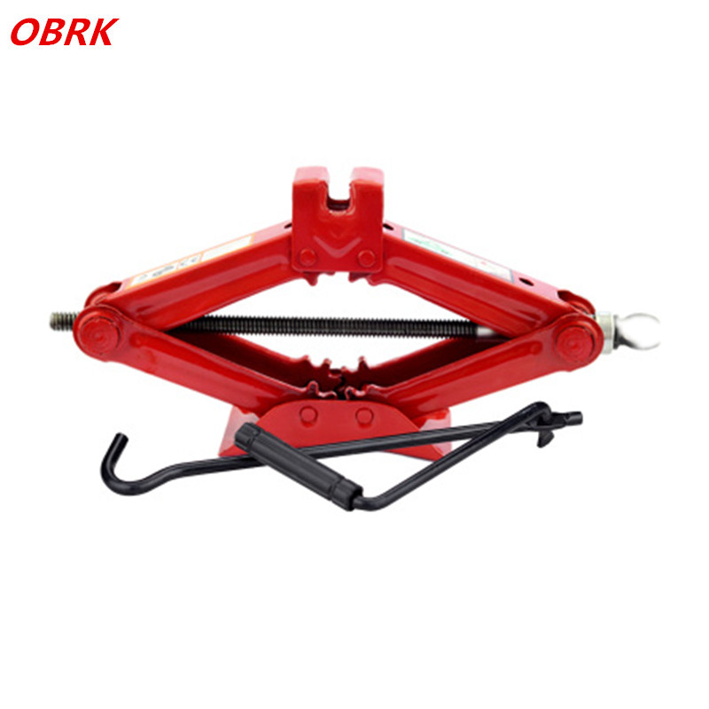 2Tone Heavy Duty Vehicular Manual Car Jacks Scissor Jack