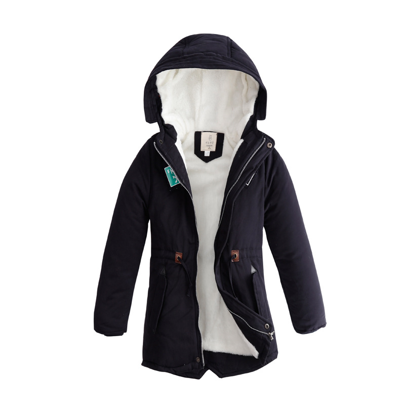 2017 Winter jacket for Boys down parka Warm Children jacket Outwear boy Coats Long Sleeve Hooded Cotton Baby Kid Coat snowsuit baby bomber jacket print infant overcoat winter children s down jacket boys snowsuit baby hooded outwear cotton padded jacket