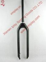 IPLAY fk025 15 мм через ось жесткая вилка MTB 27.5ER Бесплатная доставка 470 мм ноги MTB углерода вилка 27.5er углерода вилка 650B