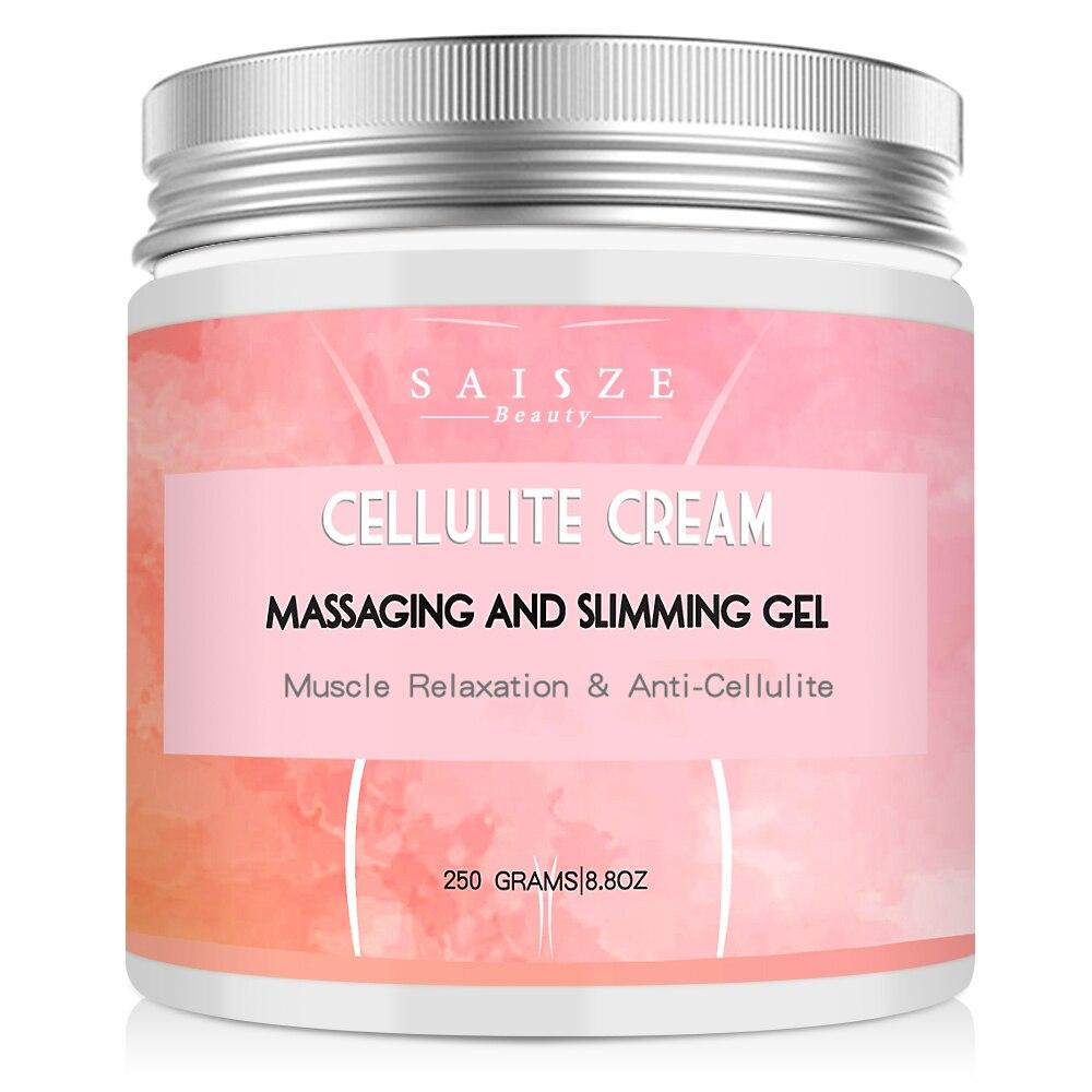 Anti Cellulite Massage naturel défrisant musculaire minceur Cellulite crème brûleur de graisse crèmes