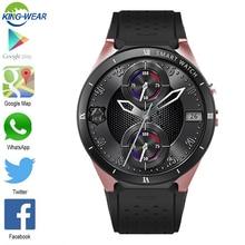 e106f786cdd Para Huawei relógio 2 pro Relógio Inteligente 1.39 Polegada MTK6580 Quad  Core Android 7.0g GPS Smartwatch 3 2.0 Mega pixel do Mo.