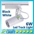 Ce ROHS UL levou faixa de luz 6 W 120 ângulo de feixe Led teto Spotlight Downlight AC 85 - 265 V Led spot iluminação frete grátis