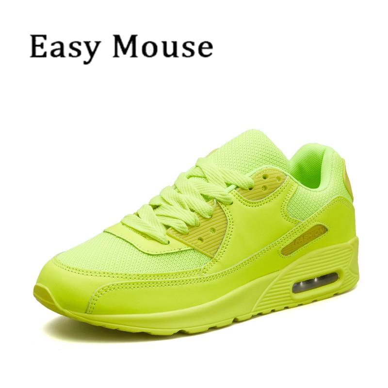 the best attitude 916e4 d8819 Detail Feedback Questions about Easy Mouse Red Design Women Men Sport Shoes  Breathable Air Mesh Women Men Sneaker Brand Jogging Shoes Men Trainer Fast  Ship ...