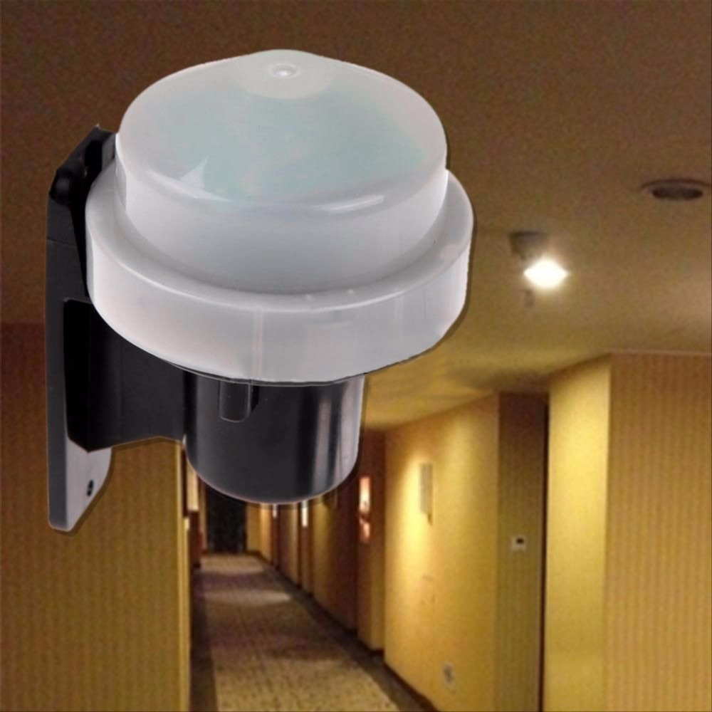 Outdoor photocell light switch daylight dusk till dawn sensor outdoor photocell light switch daylight dusk till dawn sensor lightswitch in switches from lights lighting on aliexpress alibaba group aloadofball Image collections
