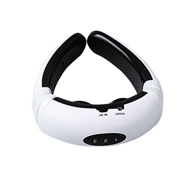 Masajeador eléctrico de relajación de espalda y cuello con calor 3