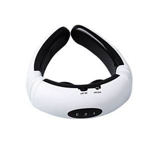 Image 4 - Electric Pulse Back and Neck Massager Far Infrared Pain Relief Tool Health Care Relaxation Multifunctional Physiotherap
