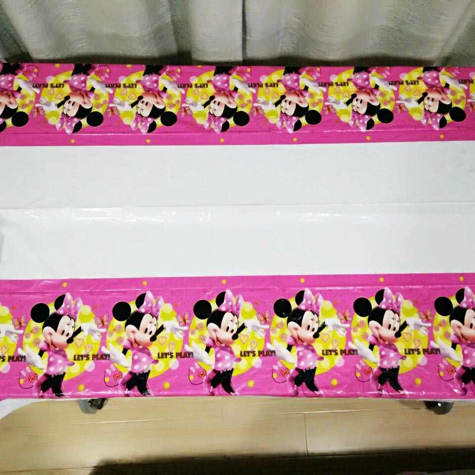 Detail Feedback Questions About Pink Minnie Mouse Theme Birthday