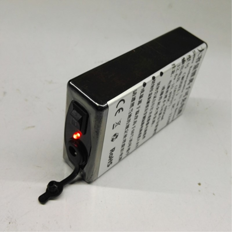 12v battery Super rechargeable Pack Li-ion Battery for DC 12V 4800mAh with charger цена 2017