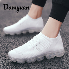 Damyuan 2019 New Fashion Classic Shoes Men Shoes Women Flyweather Comfortables Breathabl Non-leather Casual Lightweight Shoes