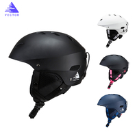 VECTOR Brand Adult Ski Helmet Man Women Professional CE Certification Skating Skateboard Snowboard Snow Sports Helmets