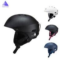 VECTOR Brand Adult Ski Helmet Man Women Professional CE Certification Skating Skateboard Snowboard Snow Sports Helmets