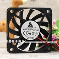 Free Shipping Delta EFB0612HA 6010 DC 12V 0.18A 6CM 60mm 2 -pin computer pc case cpu server inverter cooling fans axial blower