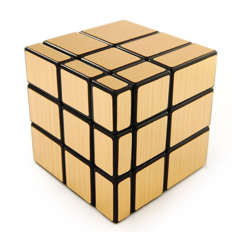 Shengshou 3x3x3 Puzzle Magic Smooth Mirror Cube Magic Cube (57mm X 57mm)