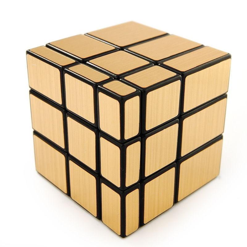 Shengshou 3x3x3 Puzzle Magic Smooth Mirror Cube Magic Cube (57mm X 57mm)