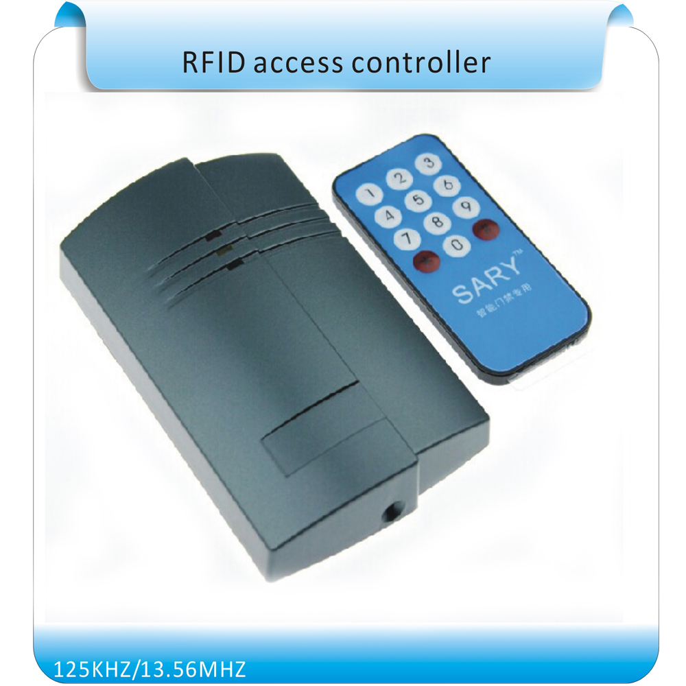 SY - RK1588 125KHZ RFID easyer access control system/ Building intercom access +10 pcs cards