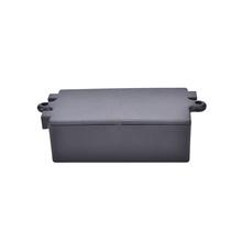 1 sztuk 65*38*22mm czarny obudowa wodoodporna plastikowa obudowa projekt pokrowiec na przyrząd elektroniczny tanie tanio JETTING Elektryczne other Waterproof Plastic Electronic Project Box