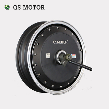 13inch 2000W 273 28H V2 48V Brushless DC Electric Scooter Motorcycle Hub Motor QS MOTOR