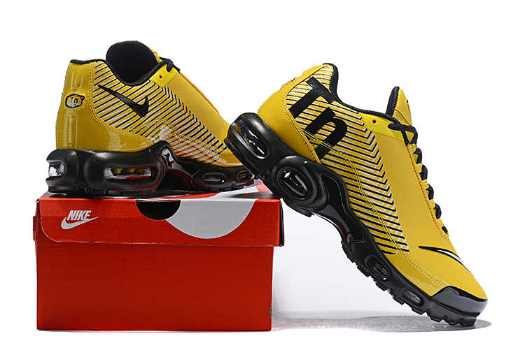 5007594d35 ... Original NIKE AIR MAX PLUS TN Men's Breathable Running Shoes Sports  Sneakers Trainers outdoor sports shoes