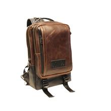 Man Sling Bag Quality Crazy Horse Leather Messenger One Shoulder Strap Bag Fashion Casual Flap Bags For Man SP6561