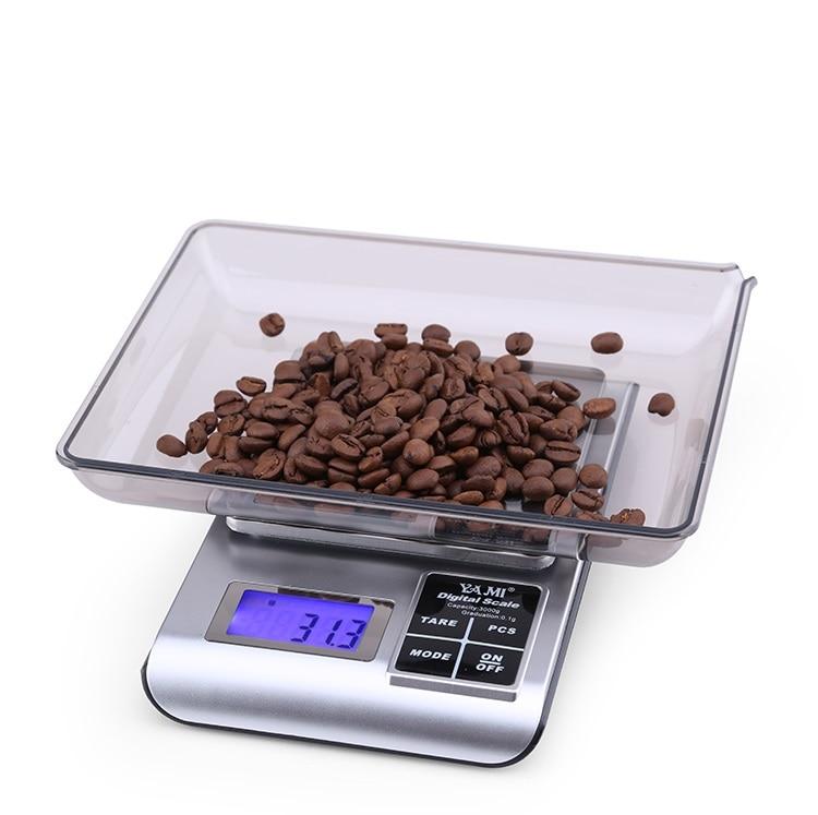Coffee Measuring Scale Kitchen Baking Food Professional Bar Scale digital Kitchen Scale  Kichen Accessories Kithen Scale