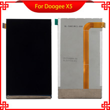 new 5″ Black Panel Touchscreen Sensor LCD Display  For doogee x5 x5Pro Touch Screen Glass Digitizer Replacement