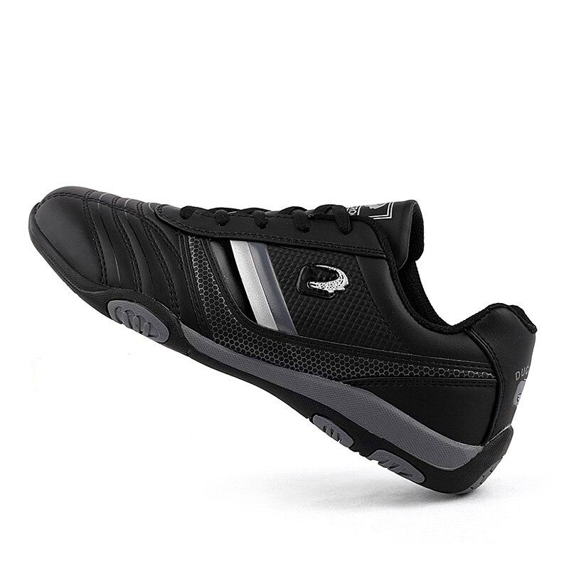 US $26.54 45% di SCONTO|Mens scarpe sportive in pelle Cina scarpe Da Tennis di Sport Non Slip Corsa e Jogging Degli Uomini di Scarpe Da Indossare