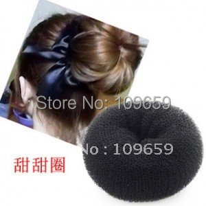 840pcs/lot Round sphere sponge hair bands for women,Gift DIY Doughnuts hair rope(S)/hair ring,wholesale CY-01-5