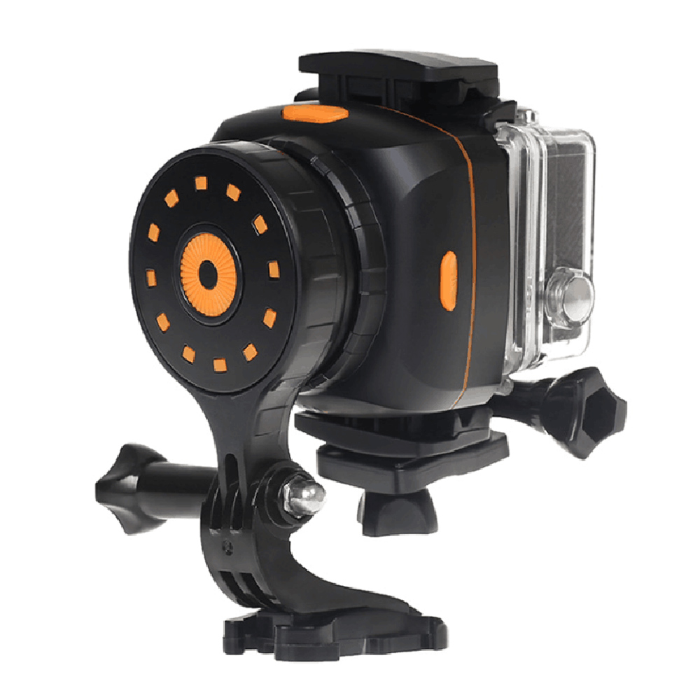 Wewow Sport X1 Wearable Handheld Gimbal Stabilizer 1 axis For Gopro Hreo 3 3 4 Smartphone