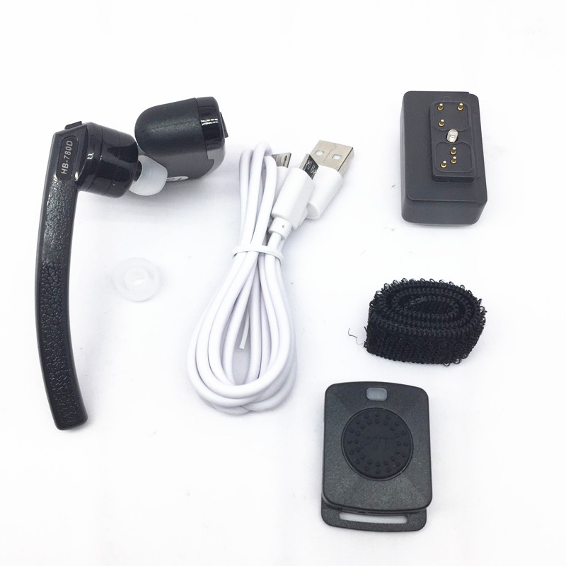 Walke Talkie Bluetooth Headset For HYT Hytera PD700 PD780 PT580H PD705 PD785 PD782 PD702 PD706 PD786