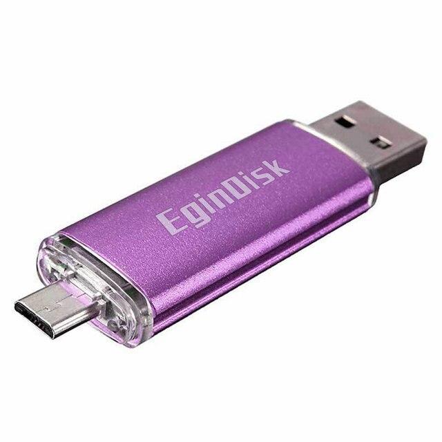 Egindisk Otg Usb Flash Drive For Android Phone Micro Pen 64gb 32gb 16gb 8gb