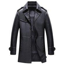 a9a28ea842f8e Toptan Satış full length leather coats men Galerisi - Düşük Fiyattan satın  alın full length leather coats men Aliexpress.com'da bir sürü