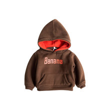 2019 new Korean version of thickened boys and girls clothing children hooded clothes autumn and winter kids hoodie children autumn and winter warm clothes boys and girls thick cashmere sweaters