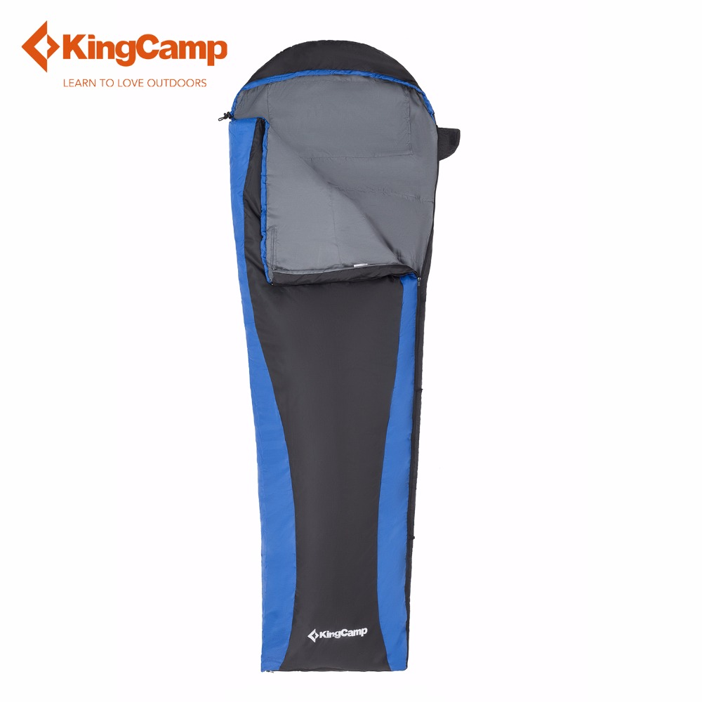 KingCamp Lazy Bag Trail 800 ULtralight Mummy All Season Season Sleeping Bag for Camping Backpacking пена монтажная mastertex all season 750 pro всесезонная