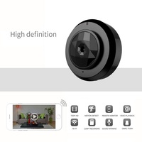 Ybr Smart Video Wirless Ip Camera 720p HD Resolution Mini Wifi Home Office Security Monitoring P2p