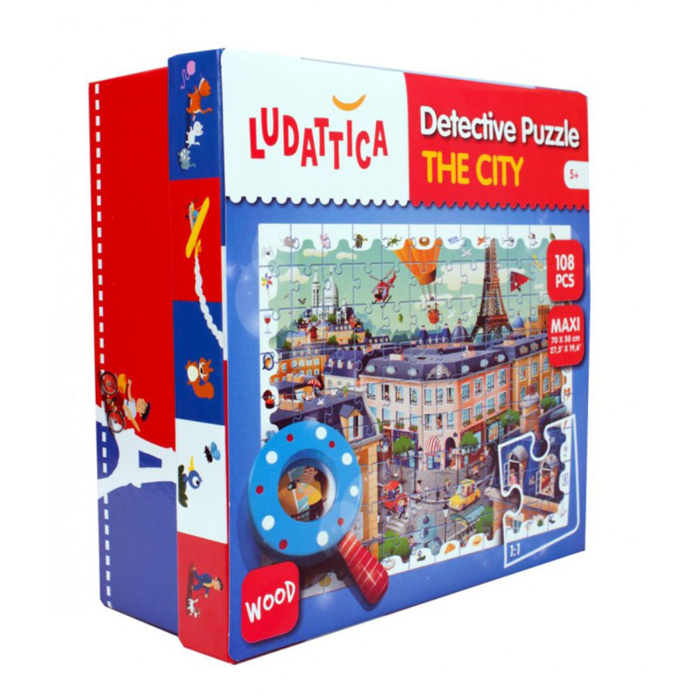 Puzzles LUDATTICA 52462 play children educational busy board toys for boys girls lace maze 128pcs military field legion army tank educational bricks kids building blocks toys for boys children enlighten gift k2680 23030