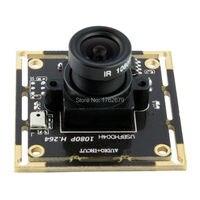 38x38mm Szeroki kąt 2.8mm obiektyw 2.0 megapikseli 1920*1080 mini 1/3