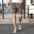 2017 Men's Summer Casua Cotton Shorts Men Loose Shorts Youth Short Pants Unisex Beach Shorts Size L-5XL New Arrivals
