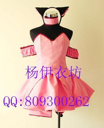 Tokyo Mew Mew Ichigo Transfiguration Momomiya Cosplay Costume Custom Made In Anime Costumes From Novelty Special Use On Aliexpress Com Alibaba Group