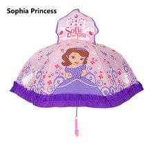 hot deal buy new snow princess cartoon patterns umbrellas kids boy girl umbrellla for children paraguas parasol fashion umbrella umbrellas-01